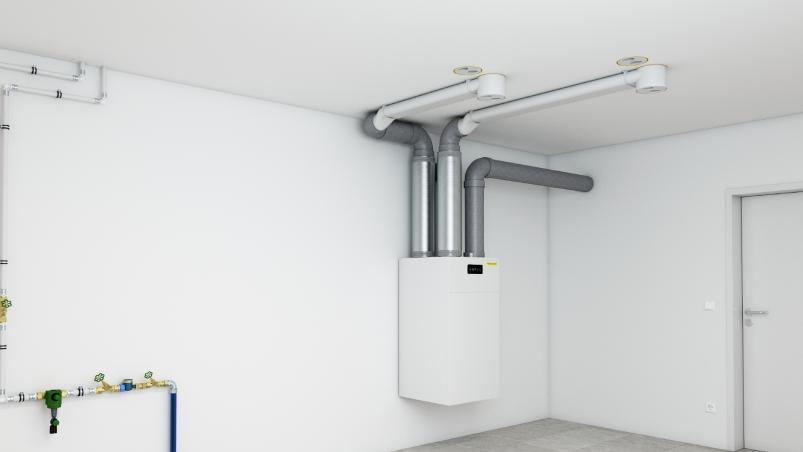 ventilation unit FRÄNKISCHE