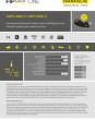 AWPA-MML-S / AEPA-MML-S - Anschlussverschraubung 90° drehbar, metrisch, Metallgewinde, lang