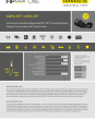 AWPA-NPT / AEPA-NPT - Anschlussverschraubung Bogenwinkel 90°, NPT, Kunststoffgewinde