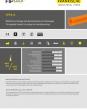 FPPS-O - Wellrohr in Orange zum Kennzeichnen von Leitungen
