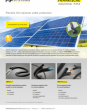 FIPSYSTEMS® Flexible UV-resistant cable protection