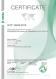 Certifikát – IATF 16949 - MX (angličtina)