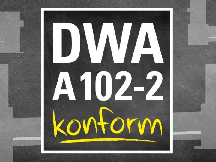 Planen mit FRÄNKISCHE DWA A 102-2 konform