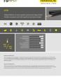 2PDF - Teilbares Wellrohr mit hervorragenden mechanischen Eigenschaften