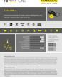 AAPA-MML-S - Anschlussverschraubung 45° drehbar, metrisch, Metallgewinde, lang