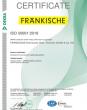 ZERTIFIKAT – ISO 50001 (en)