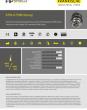 EZPA-D-PGM (Spring) - Anschlussverschraubung Zugentlastung, gerade, PG, Metallgewinde, EMV-Spring