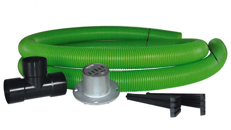 Kit d'irrigation pour l'aération et l'arrosage