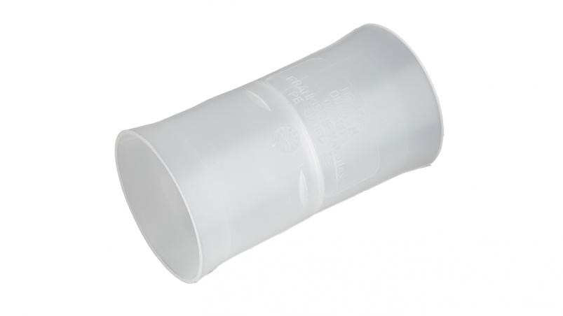 Kabuflex coupling transparent