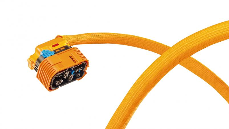 GA flex – stlačitelná opletená hadice zaramidových vláken