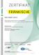 ZERTIFIKAT – ISO 50001 (de)
