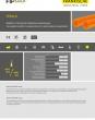 FPAN-O - Wellrohr in Orange für Kabelschutzanwendungen
