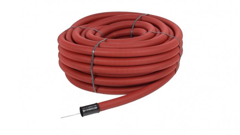 Kabuflex R red