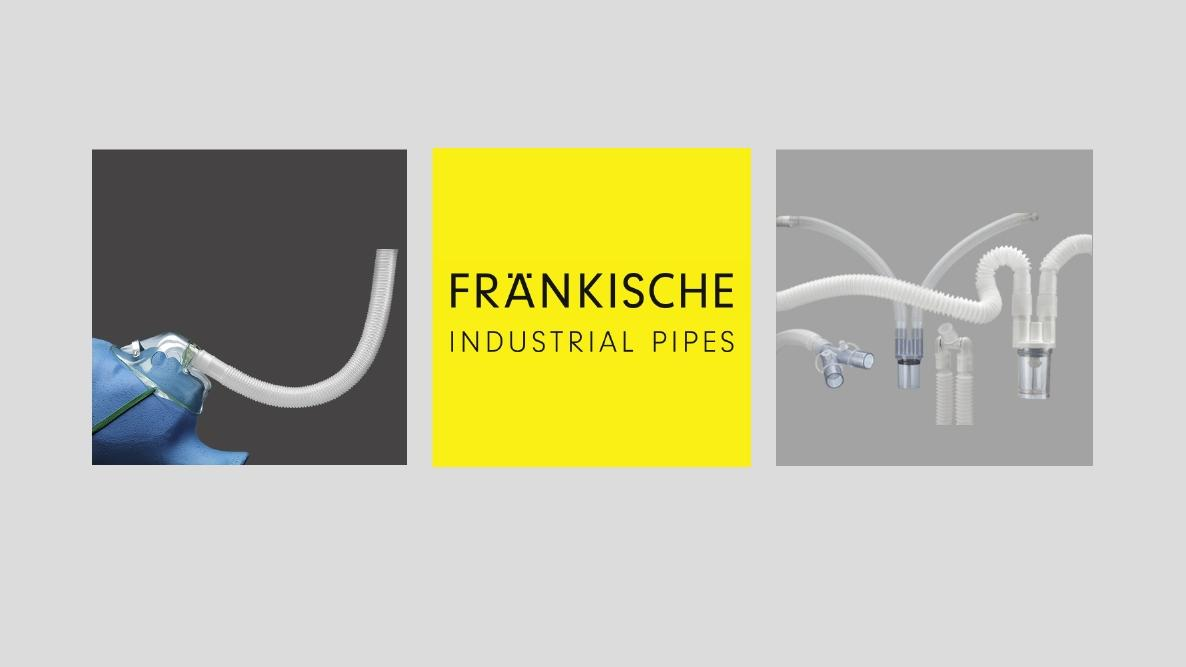 FRÄNKISCHE Industrial Pipes supplies breathing tubes