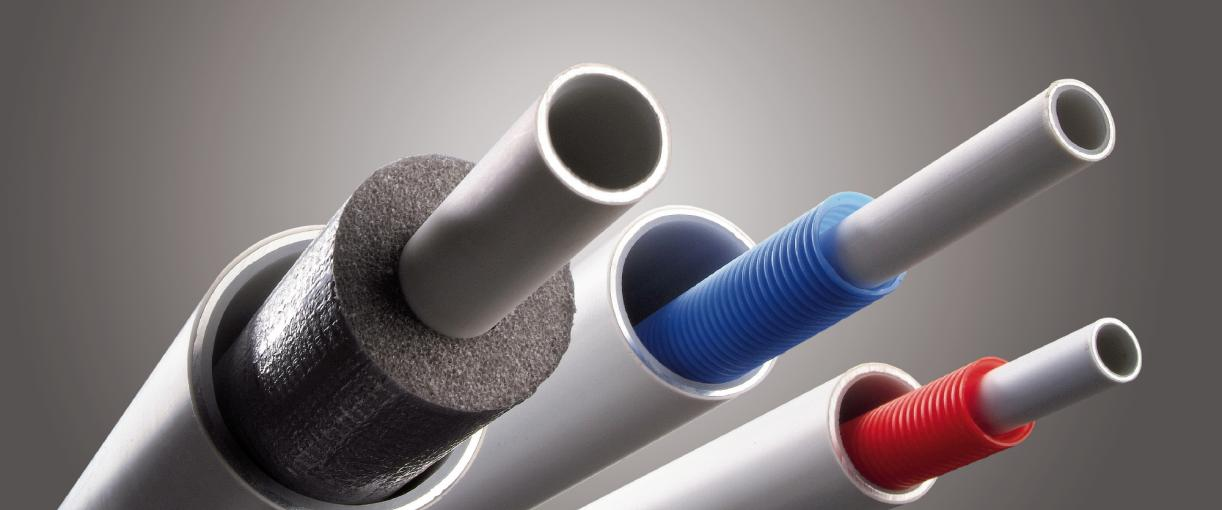 alpex-duo® XS / turatec multi® - multilayer composite pipe system