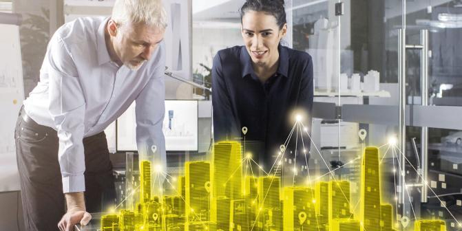 BIM-Daten für die digitale Gebäudeplanung