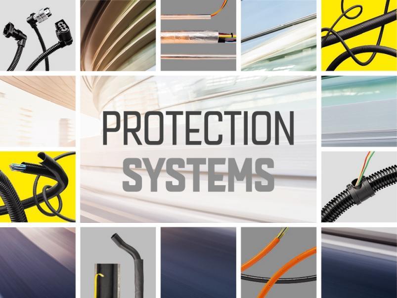 Защита автомобильных кабелей