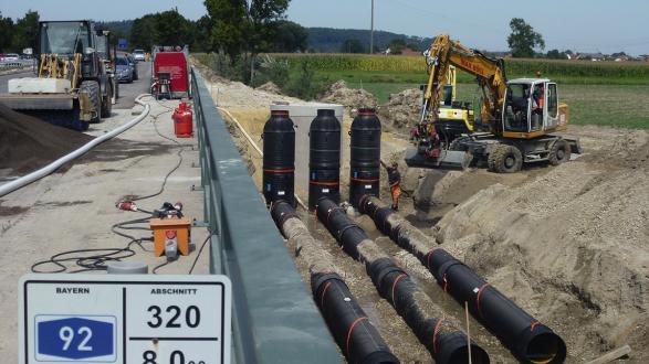 Case Study A92 motorway Munich - Deggendorf, Landshut