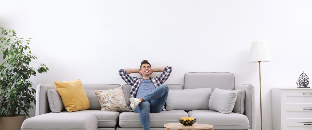 Gute Luft mit einer Kontrollierten Wohnraumlüftung