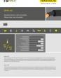 WPET-HS - Woven hose heat-shrinkable
