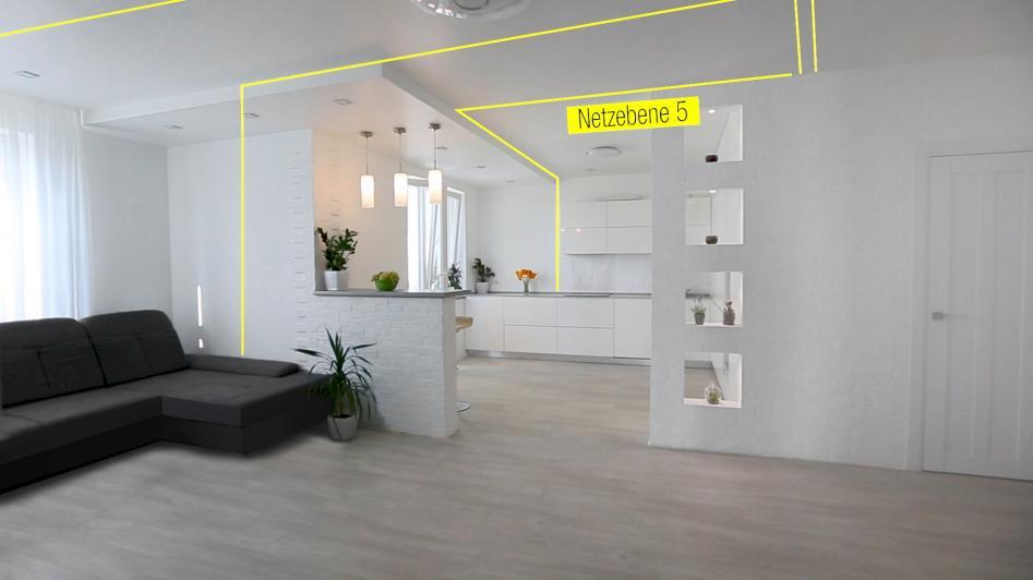 Síťová úroveň 5 (bytová síť)