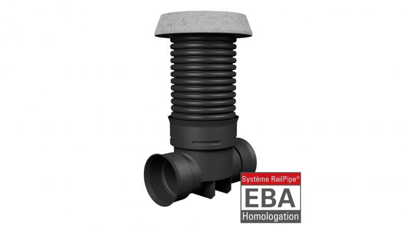 RailControl avec homologation EBA