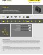 BSPA-BJ - Systemhalter stapelbar mit Gelenk
