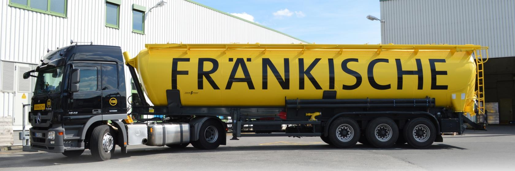 FRÄNKISCHE is an international, growth-oriented family business which offers its strategic partners long-term, dependable and cooperative collaboration.