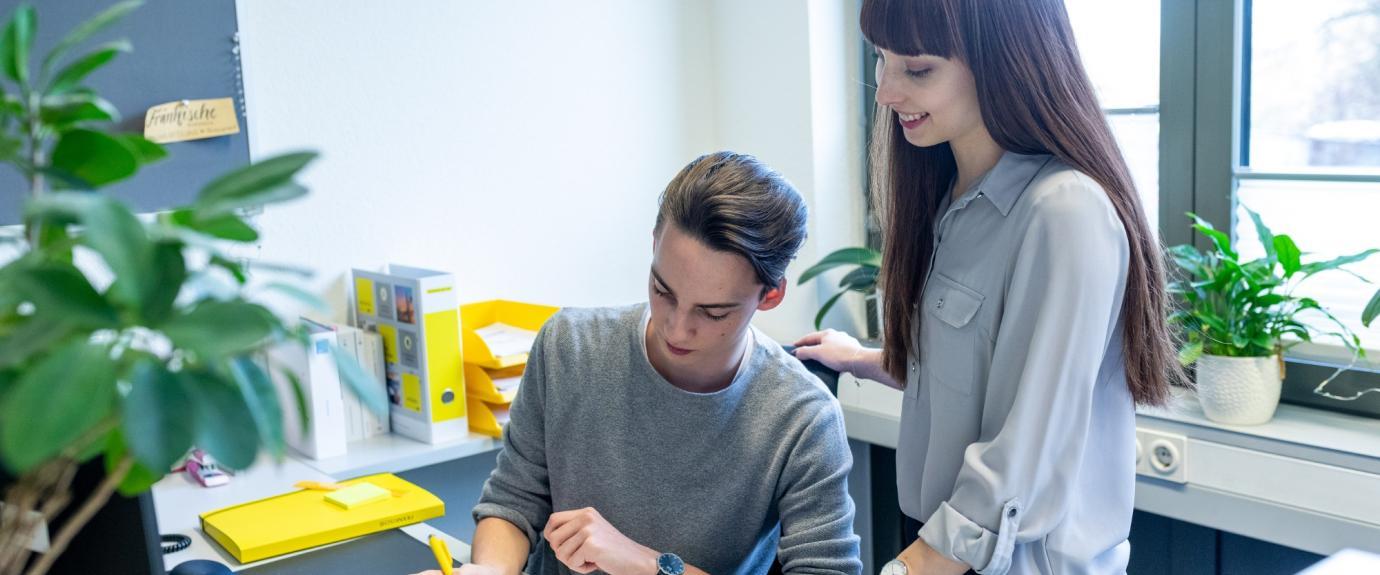 FRÄNKISCHE bietet Nachwuchskräften eine Zukunft.