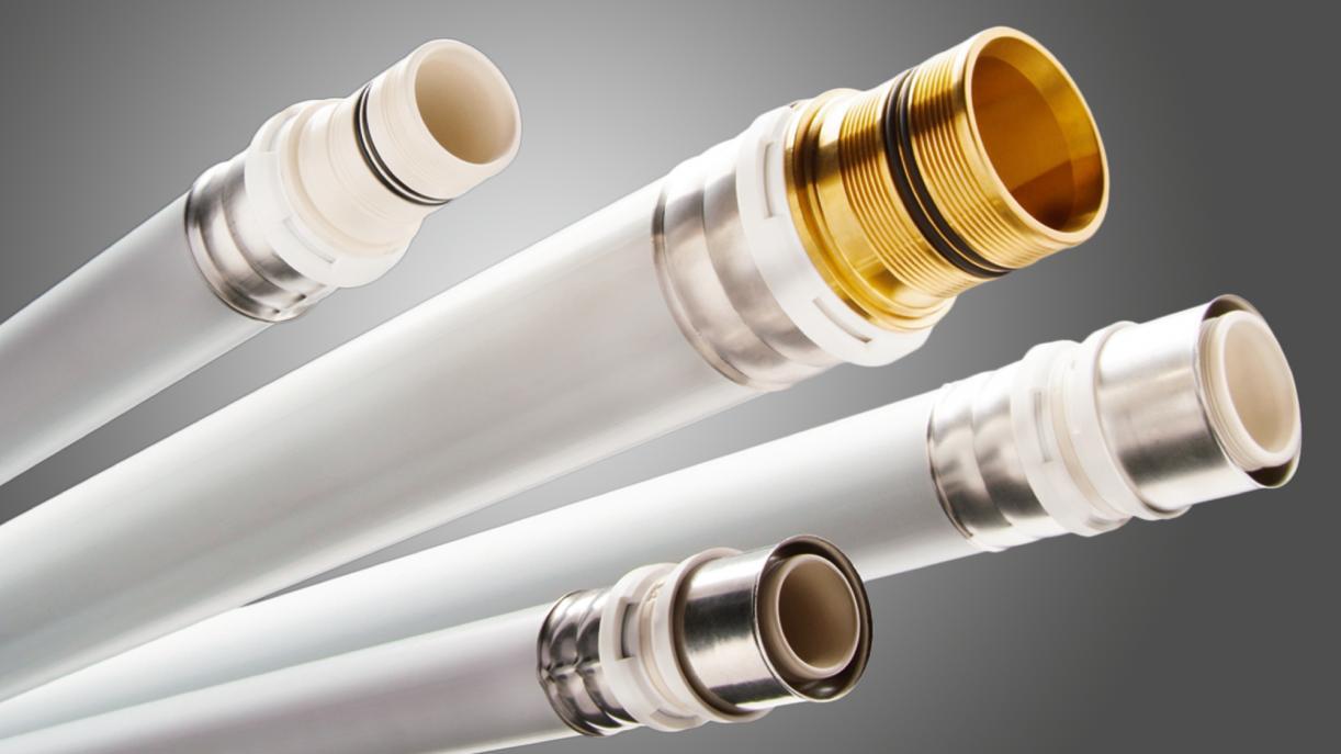 Multilayer composite pipe / MCP