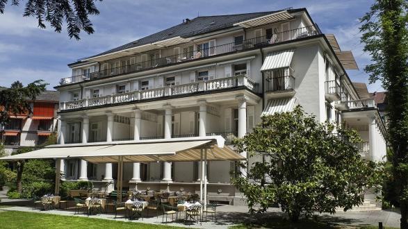 Verbaute alpex-Produkte im Radisson Blu Hotel