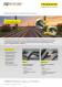 Kabelschutz für die Bahninfrastruktur