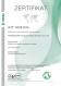 ZERTIFIKAT – IATF 16949 - DE (de)