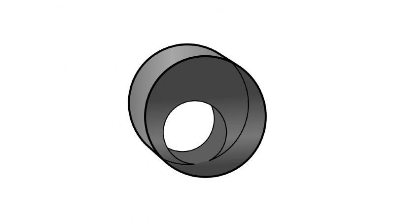 Réducteur 200/100 GaLa-drain