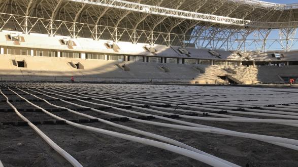 BVH Yeni Malatyaspor stadium