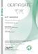Certifikát – IATF 16949 - CZ (angličtina)