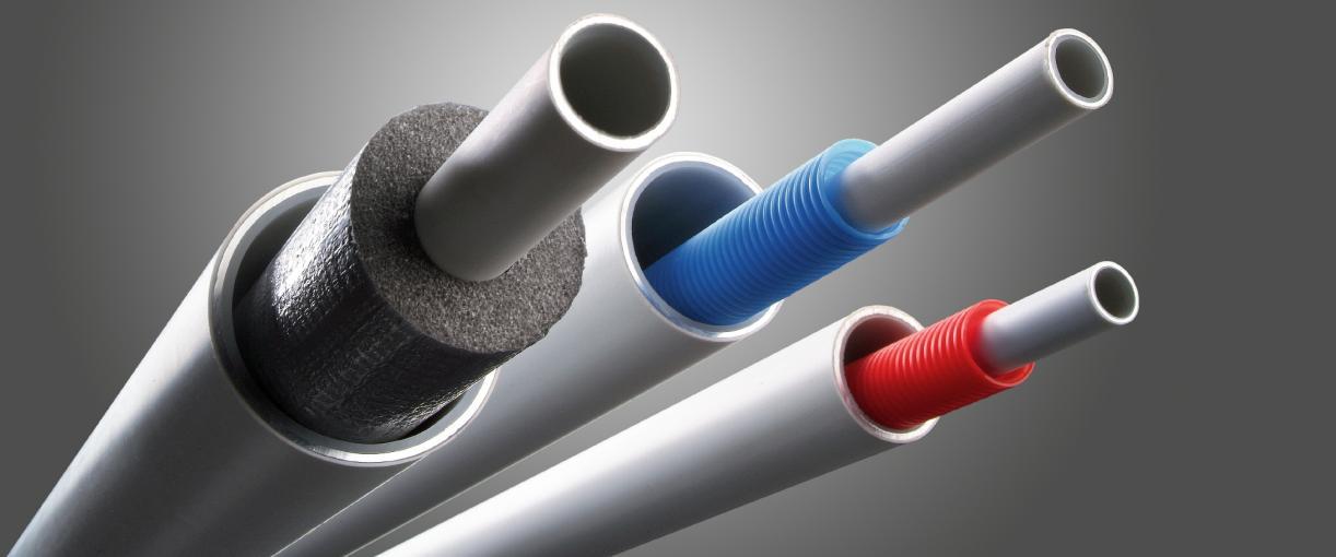 alpex-duo® XS / turatec multi® – система многослойных композитных труб