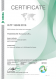 Cертификат – IATF 16949 - RO (английский)
