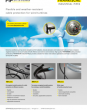 FIPSYSTEMS® Flexible and weather-resistant cable protection for wind turbines