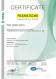 ZERTIFIKAT – ISO 14001 (en)