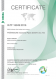CERTIFICATE – IATF 16949 - DE (anglais)
