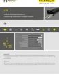 2ETS - Divisible high temperature corrugated conduits