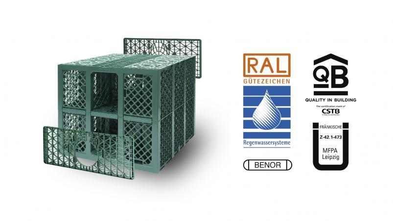 Rigofill® inspect Block/Halbblock