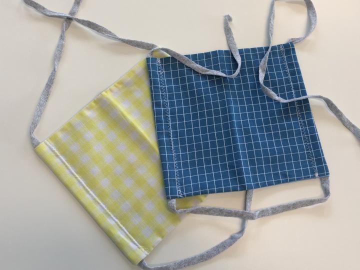 Textilních roušek