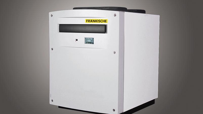 Ventilation unit profi-air 400 touch