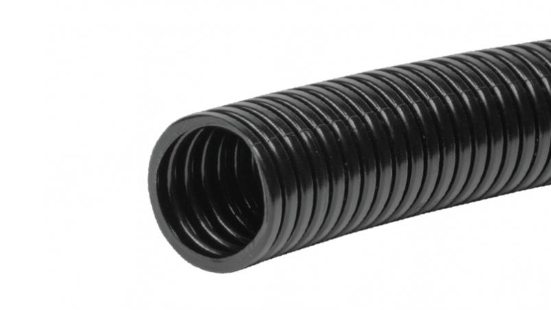 FETS - Corrugated conduit for high and continuous temperature applications, ETFE