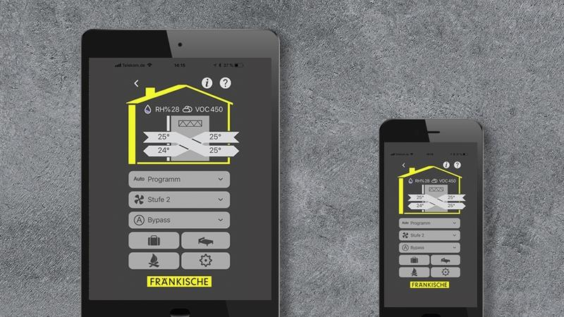 profi-air cockpit App