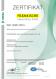 ZERTIFIKAT – ISO 14001 (de)