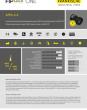 AFPA-U-A - Anschlussverschraubung Innengewinde, gerade, UNEF, Kunststoffgewinde, für AMP CPC
