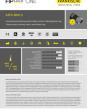 ASPA-MML-S - Anschlussverschraubung gerade drehbar, metrisch, Metallgewinde, lang